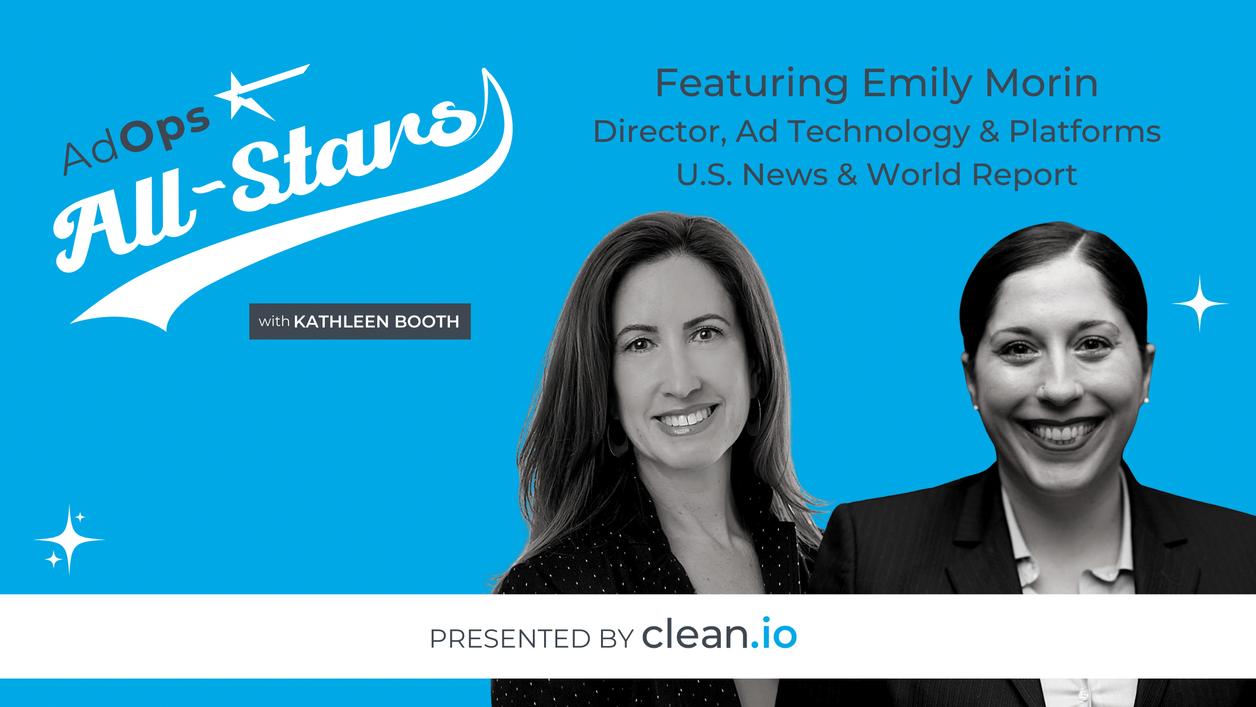 Ad Ops All Stars: Emily Morin, US News & World Report