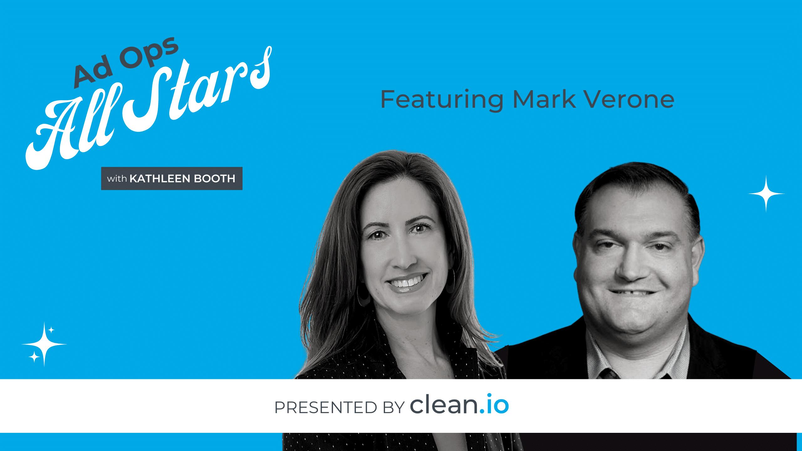 Ad Ops All Stars: Mark Verone