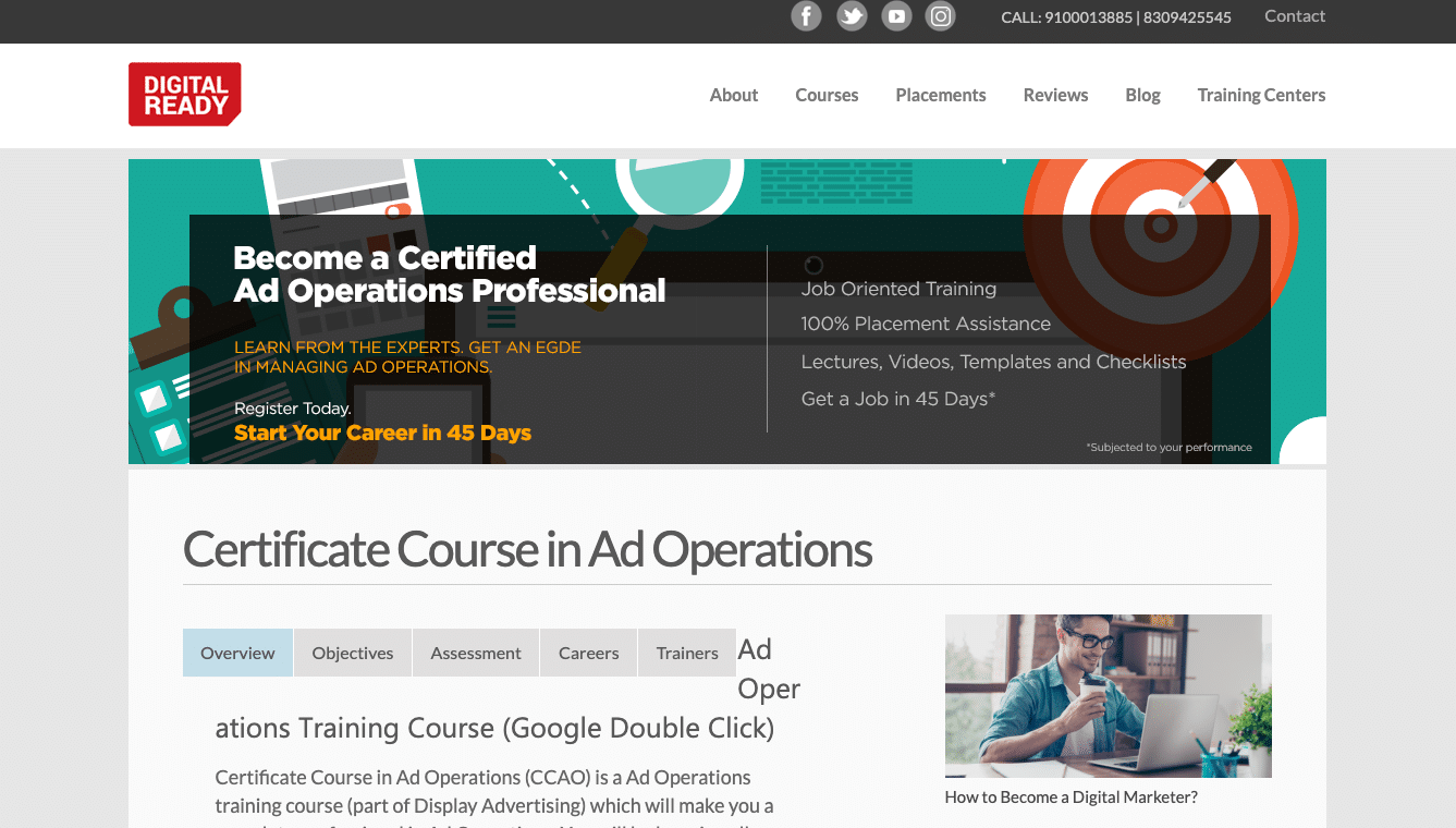 Digital Ready Ad Ops Course