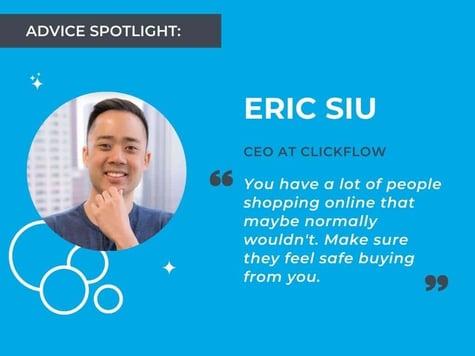 Eric Siu Quote