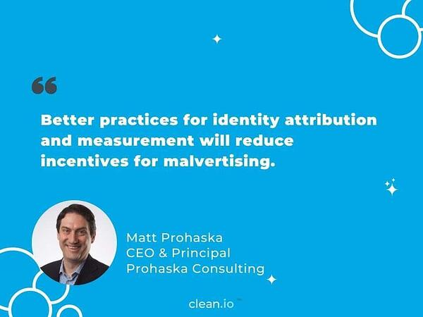 Matt Prohaska quote