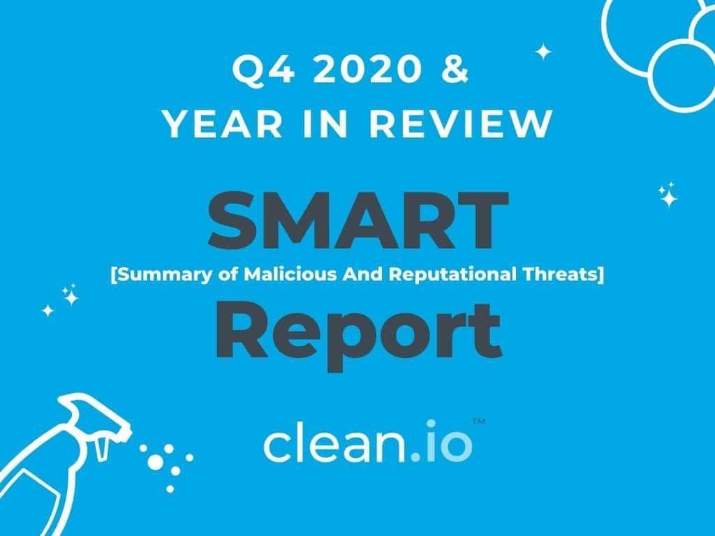 Feature Image_Q4 2020 Clean.io Smart Report