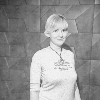 Shalimova, Liubov