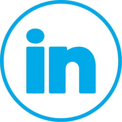 clean LinkedIn Icon