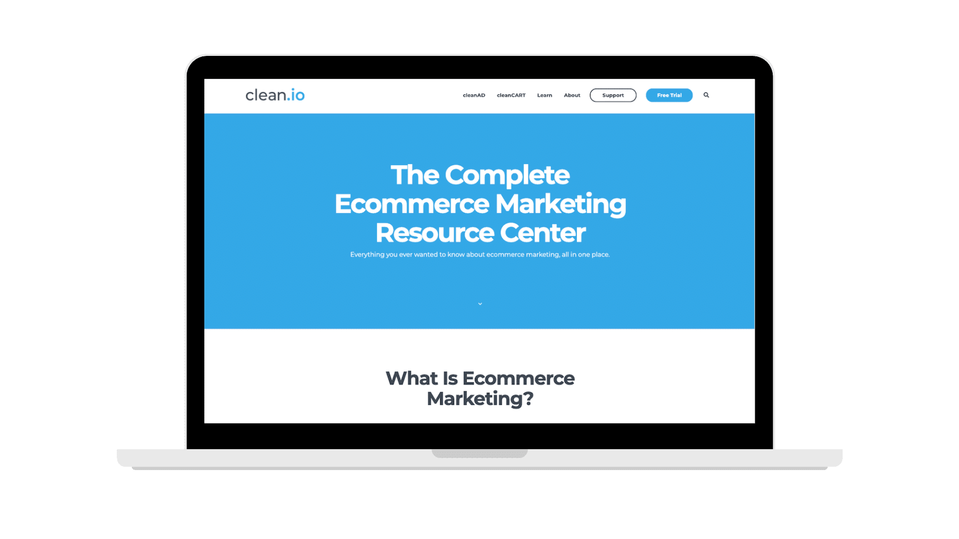 ecommerce marketing resource center