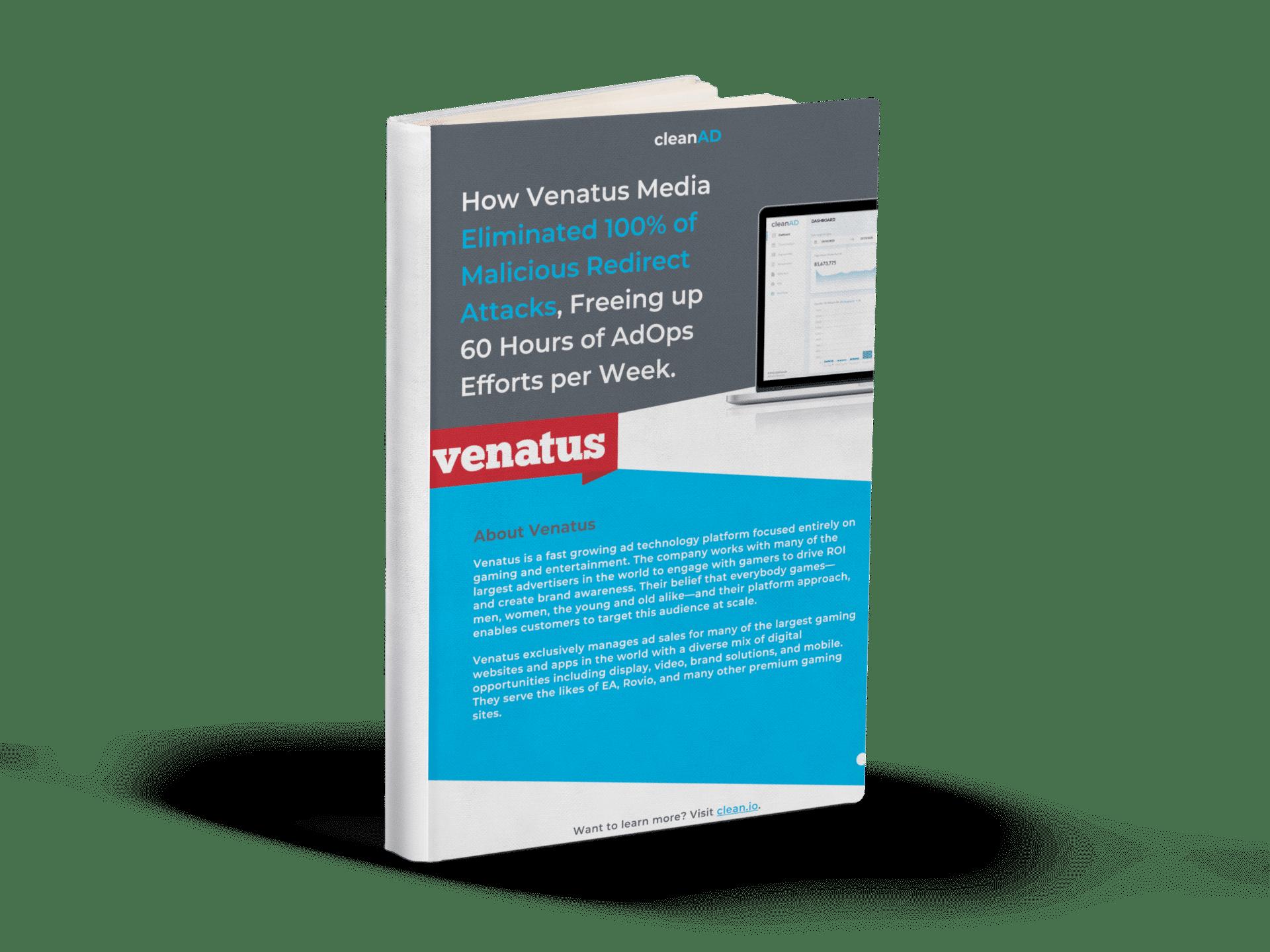Venatus Malvertising Case Study