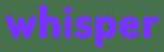 whisper-logo-1