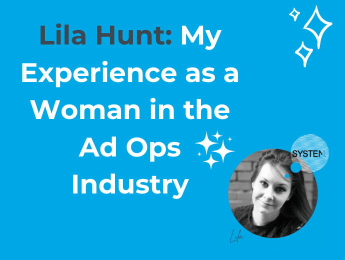 My Experience as a Woman in the Ad Ops Industry